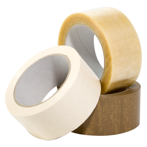 Tape PP solvent transparant